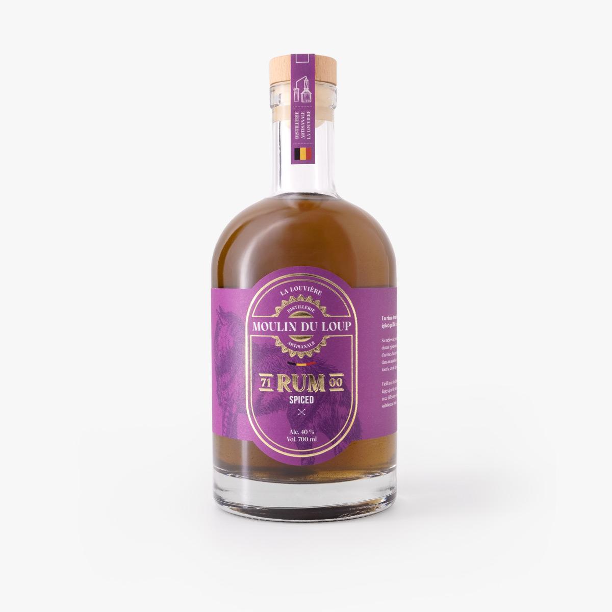 Rhum Brun Epicé / Spiced Rum