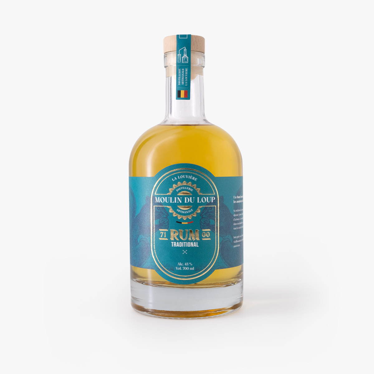 Rhum Brun Traditionnel / Traditional Rum